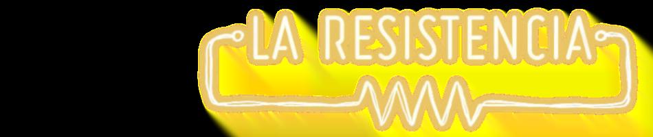 La resistencia - LogoResistencia400 1