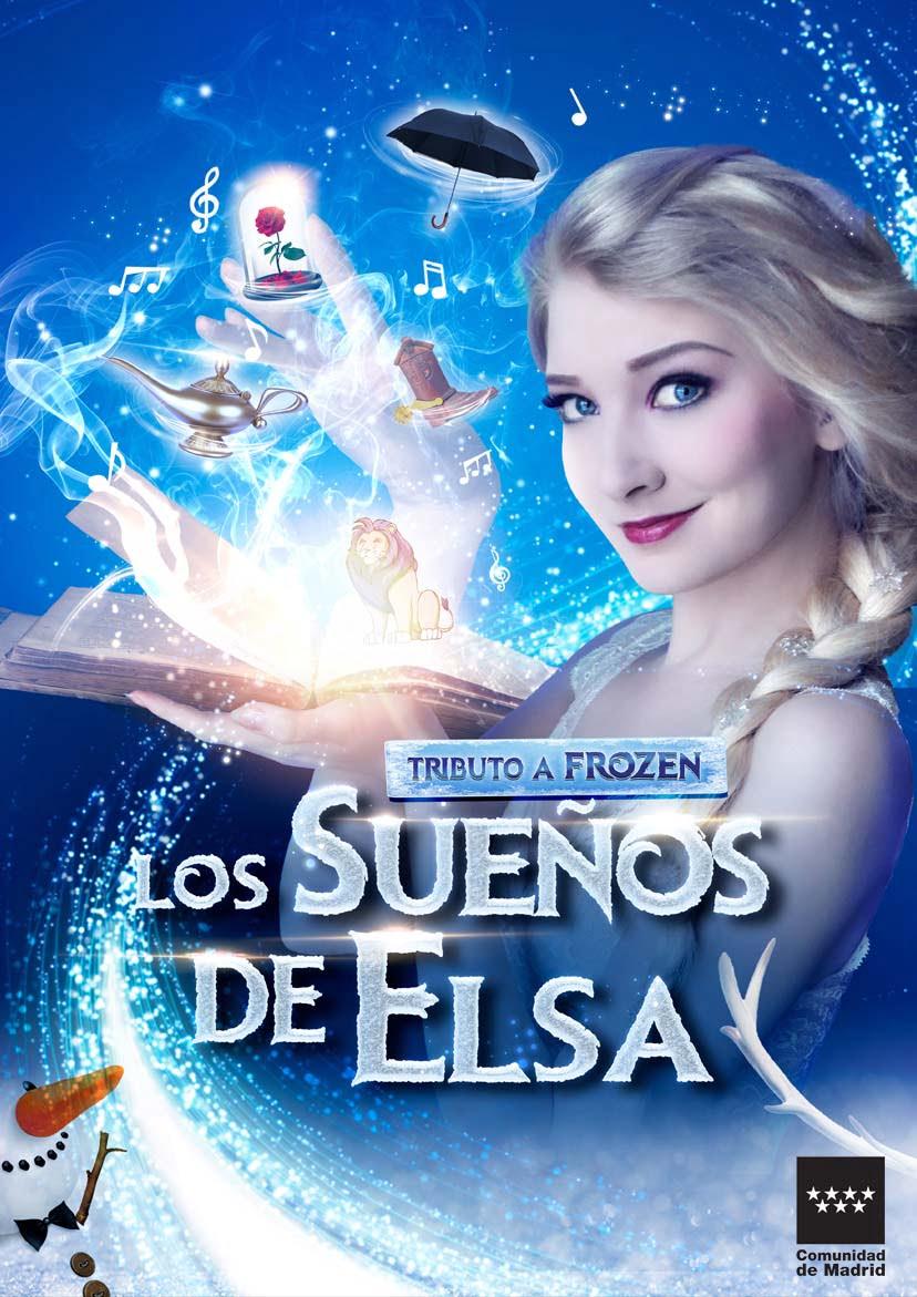 Los Sueños de Elsa, Tributo a FROZEN - elsa tributo frozen arlequin