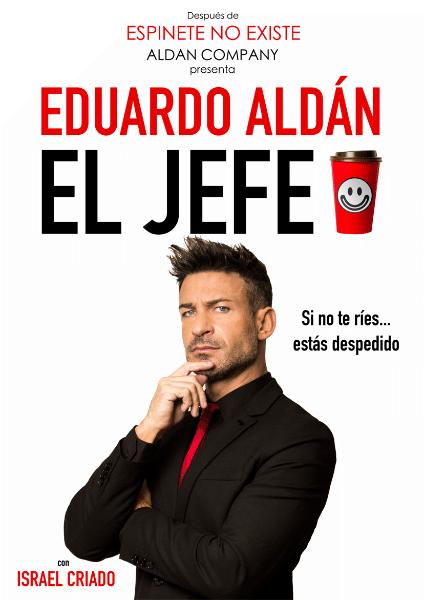 El Jefe, de Eduardo Aldán - ElJefe