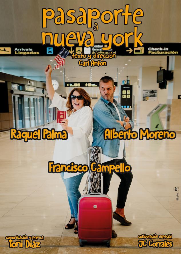Pasaporte a Nueva York - pasaporte a nueva york arlequin gran via