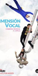 Dimensión Vocal - dimension vocal teatro arlequin gran via