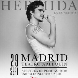 CONCIERTO GONZALO HERMIDA - gonzalo hermida arlequin